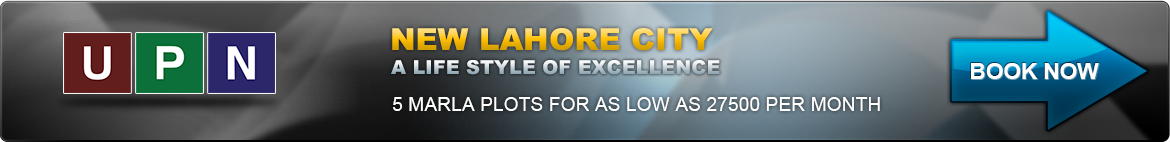 New lahore city banner