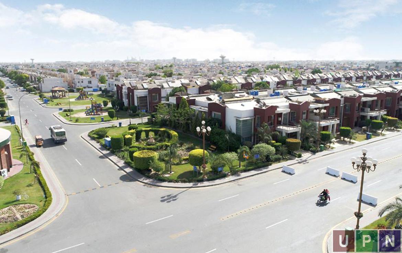 10 Marla Bahria Town Lahore Residential Plot In Ghaznavi Block