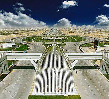 precinct 1- bahria town karachi