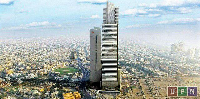 Pakistan's Tallest Building Bahria ICON is Near Completion