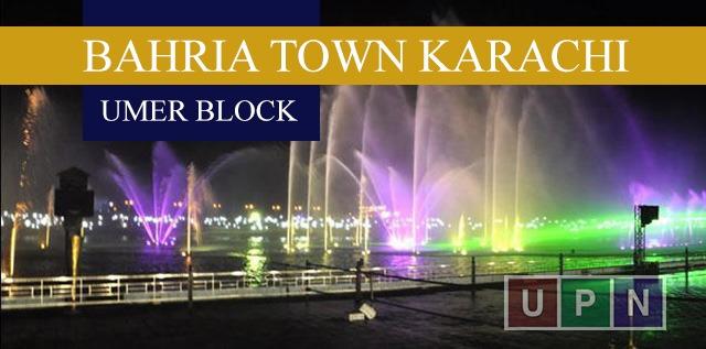 Umer Block Bahria Town Karachi – New Deal