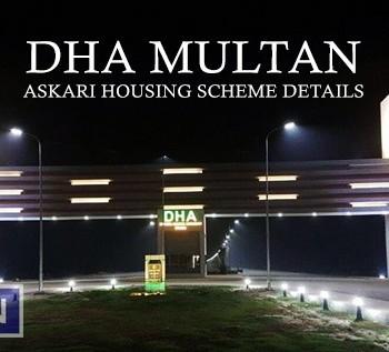 DHA Multan Askari Housing