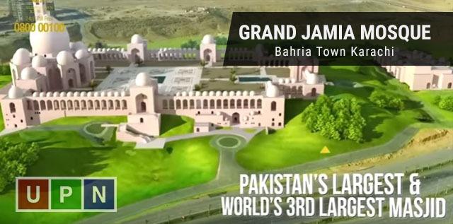 Grand Jamia Mosque Karachi – Development Status & Features