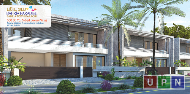 Bahria Paradise Karachi – New Booking of Residential Plots and Bahria Paradise Villas Current Rates