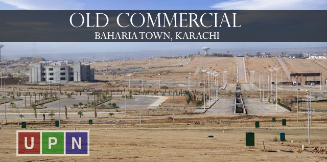 Old Commercial Bahria Karachi – A Good Short Term Investment