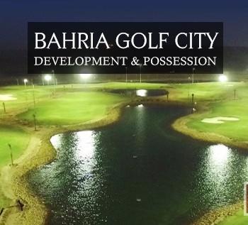 Bahria Golf City Development