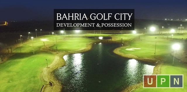 Bahria Golf City Development and Possession Update