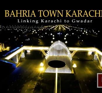 Bahria Town Karachi Geography UPN