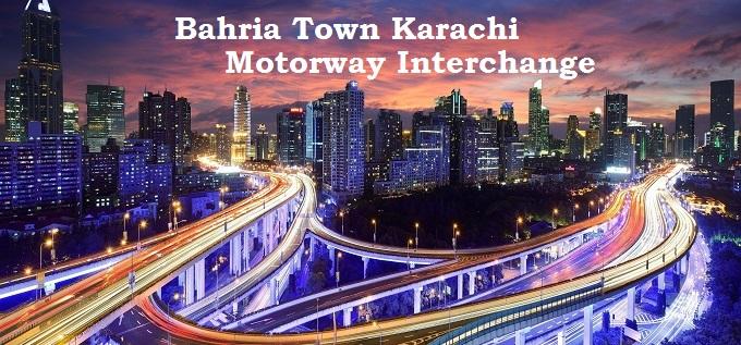 Bahria Karachi Motorway Interchange Details