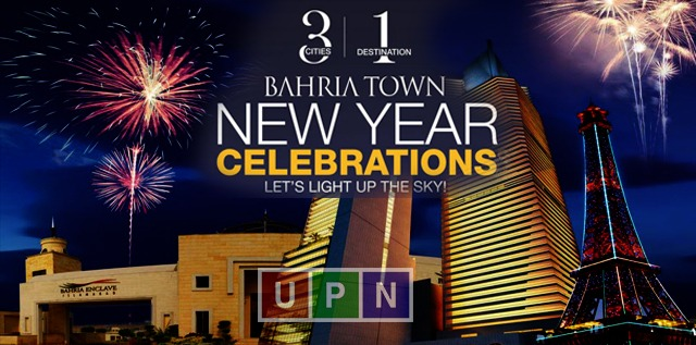 Bahria Town New Year Celebrations and Family Festival