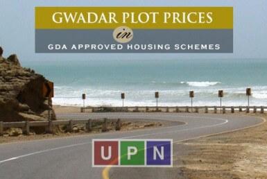 Gwadar Plot Prices