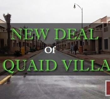 Quaid Villas Bahria Town Karachi