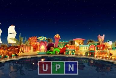 Bahria Town Karachi Theme Park
