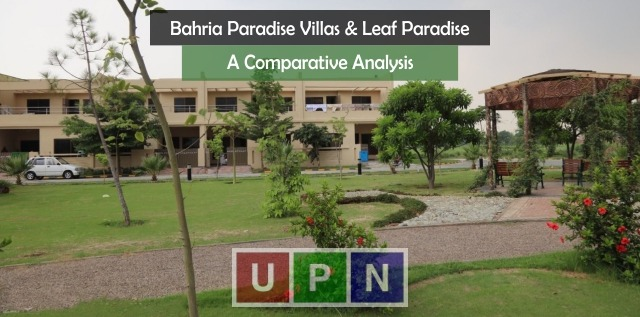 Bahria Paradise Villas and Leaf Paradise – A Comparative Analysis