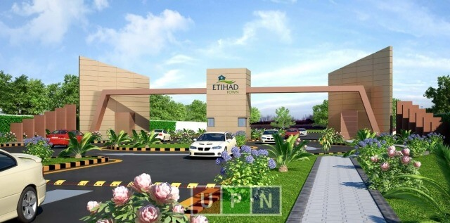 Etihad Town Lahore – Booking Details of Commercial Plots, Location and Development