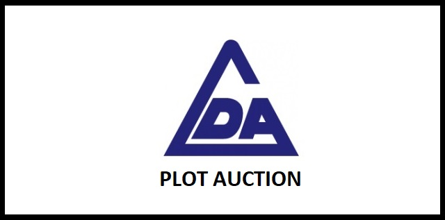 LDA Plots Auction for Residential and Commercial Plots