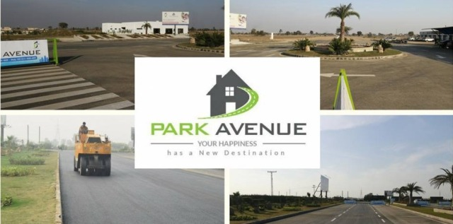 Park Avenue Housing Scheme Development Status & Increased Plot Prices
