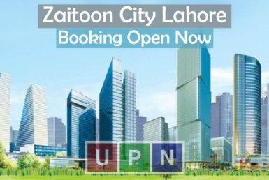 Zaitoon City Lahore Booking