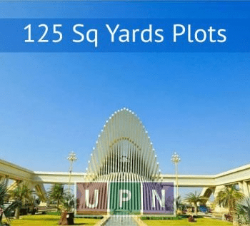 125 Sq Yards Plots