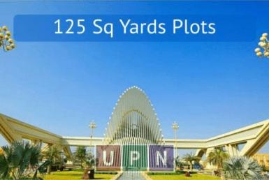 125 Sq Yards Plots