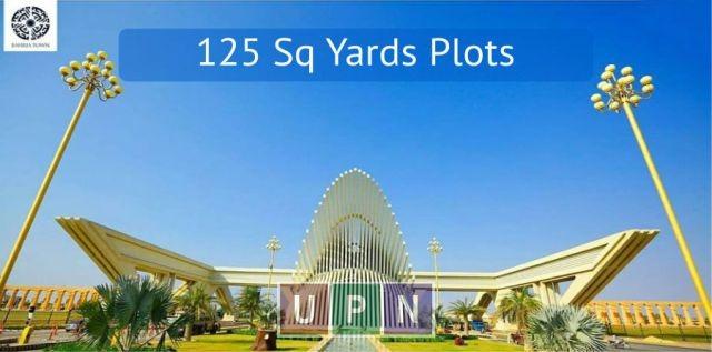 125 Sq Yards Plots – Buyers' Favorite Market in Bahria Town Karachi