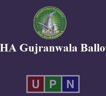 DHA Gujranwala Ballot Number