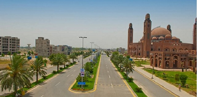 New Deal of Tipu Block Bahria Lahore plots Launched With Map