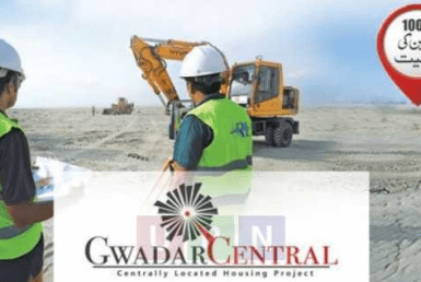 Gwadar Central Development