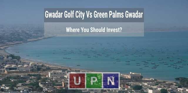 Gwadar Golf City OR Green Palms Gwadar – Where You Should Invest?