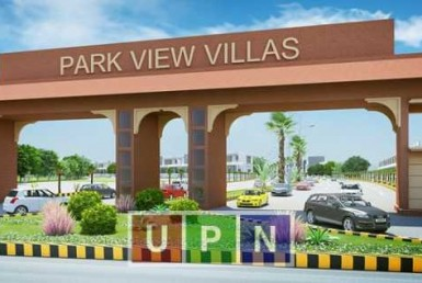 Park View Villas plots