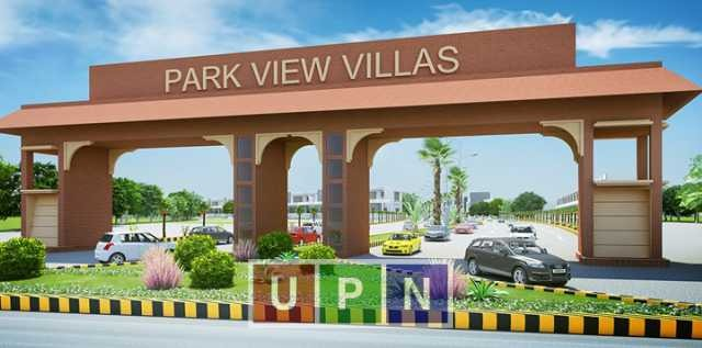 New Booking of Park View Villas Plots 2018 Launched