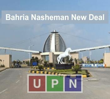 Bahria Nasheman New Deal