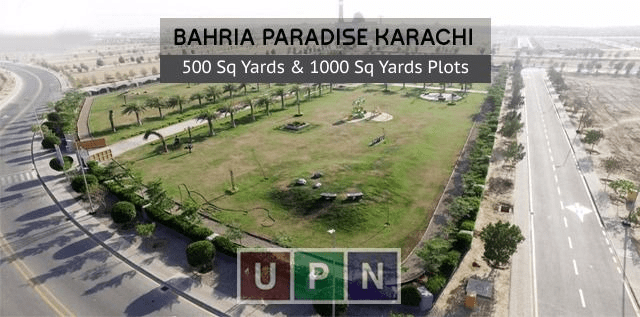 Bahria Paradise Karachi – New Booking of Residential Plots and Villas