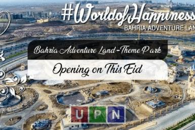 Theme Park Bahria Town Karachi