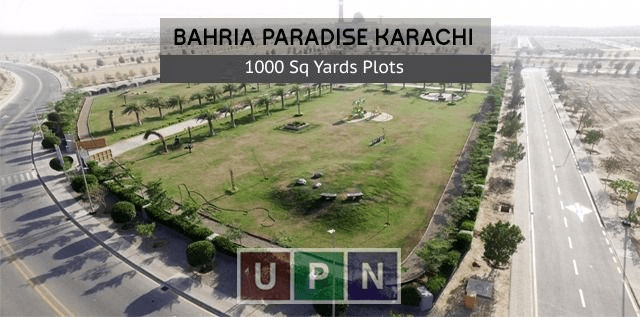 Bahria Paradise Karachi 1000 sq. yards plots – Suitable to Buy Now