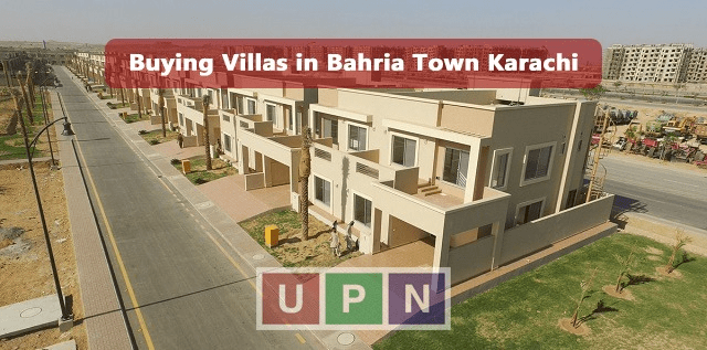 Buying Ready to move in Villas in Bahria Town Karachi – A Wise Decision