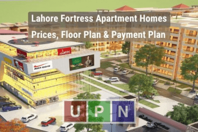 Lahore Fortress Apartments