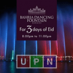 Bahria Dancing Fountain