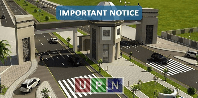 DHA Bahawalpur Issues Important Notice for File Holders – DHA Bahawalpur Latest Update