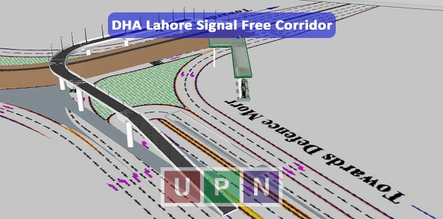 DHA Lahore Signal Free Corridor from Walton Road to Phase 5 Completed – DHA Lahore Update