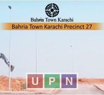 Bahria Town Karachi Precinct 27