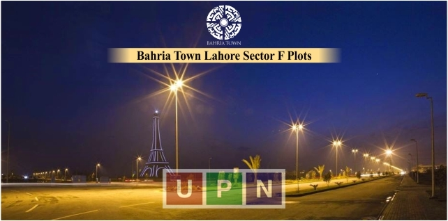 Bahria Town Lahore Sector F Off Ground Plots – Suitable for Investment