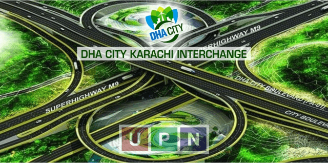 DHA City Karachi Interchange on M9 – Groundbreaking Ceremony Held – DHA City Karachi Update