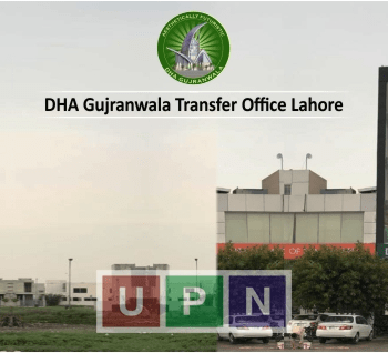 DHA Gujranwala Transfer Office Lahore