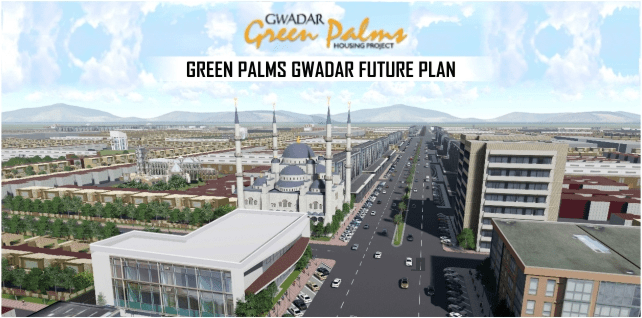 Green Palms Gwadar Future Plan And Major Attractions in the Making – Green Palms Gwadar Latest Update