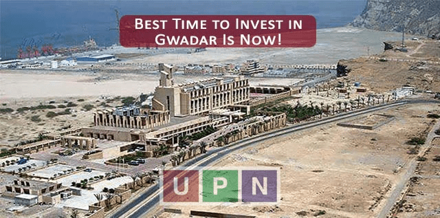 Gwadar the World's Best Planned City – Best Time to Invest in Gwadar Is Now!