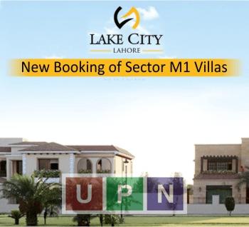 Lake City Lahore M1 Villas