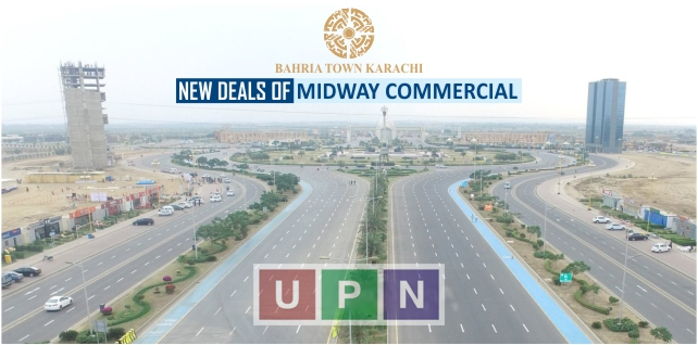 Bahria Town Karachi New Deals of Midway Commercial Side A and Side B