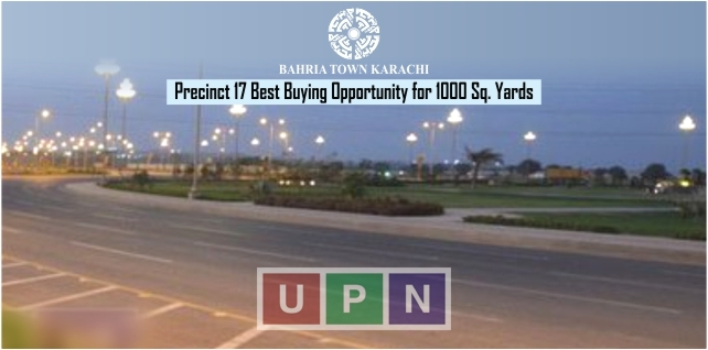 Bahria Town Karachi Precinct 17 Development Complete – Buying Opportunity