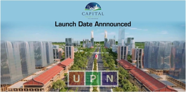 Capital Smart City Islamabad Launch Date Announced – Latest Update